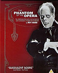 DVD: Phantom of the Opera (1925) – Roy Budd score