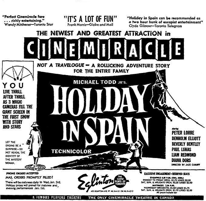 HolidayInSpain_Eglington_cinema