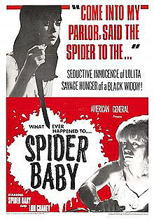 SpiderBaby_poster
