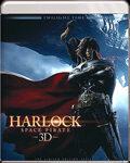 BR: Harlock Space Pirate 3D  / Space Captain Harlock / Kyaputen Hârokku  (2013)