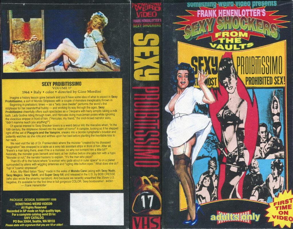 Sweird_VHS_cvr