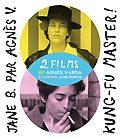BR: Jane B. par Agnes V. / Jane B. for Agnes V. (1988) + Kung-fu master! / Le petit amour (1988)
