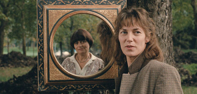 Jane Birkin for Agnes Varda x2 on Blu