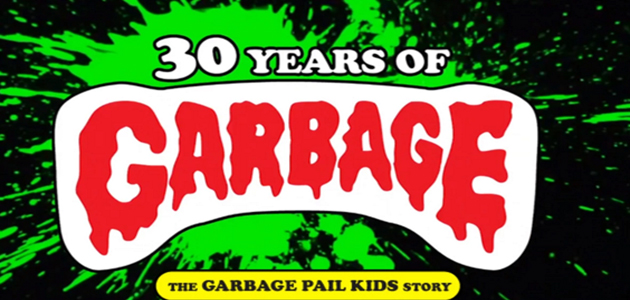 TJFF 2017: The Return of Adam Bomb and The Garbage Pail Kids