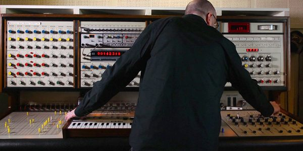Dreaming of Electrified Wires: Robert Fantinatto & Jason Amm's epic documentary on modular synths
