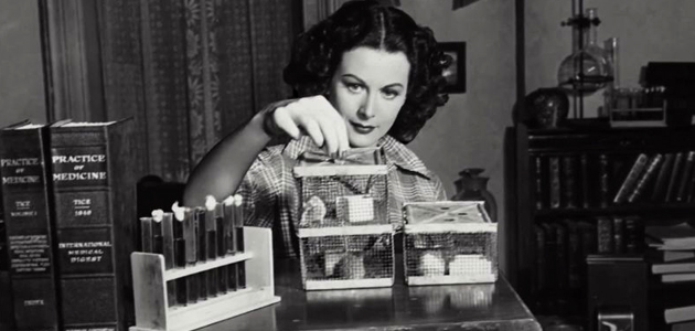 Calling Hedy Lamarr: Inventor, Glamour Goddess, and Hollywood Icon – Part 2