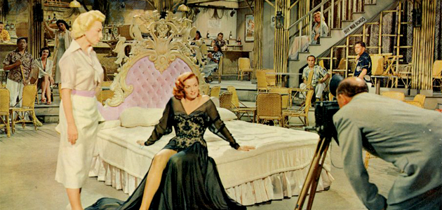 Uncovering The Fuzzy Pink Nightgown (1957) + The Revolt of Mamie Stover (1956)