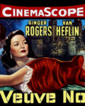 Melo-Noir: Black Widow (1954) + Slightly Scarlet (1956)
