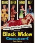BR: Black Widow (1954)