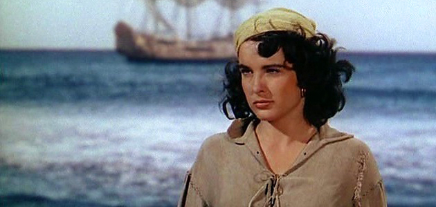 Jean Peters at Fox: Anne of the Indies (1951) + A Man Called Peter (1955)