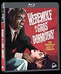BR: Werewolf in a Girl's Dormitory / Lycanthropus (1961)