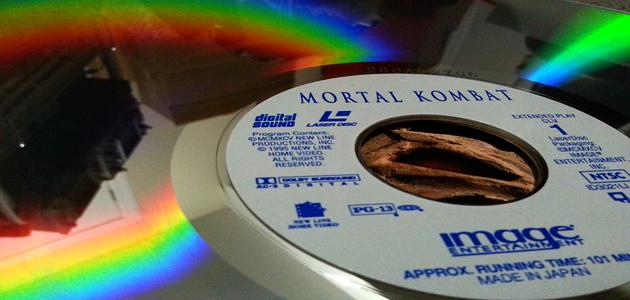 Adventures in Laserdisc and Pro Logic, Part 1: Mortal Kombat