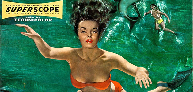 Super Action in Superscope: UNDERWATER! (1955) + VERA CRUZ (1954)